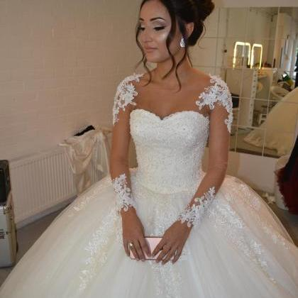 Wedding Dresses,Lace Wedding Gowns,..