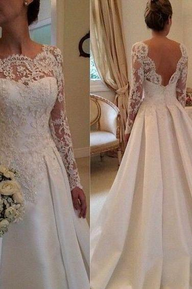2017Wedding Dresses,Long sleeve wedding dress,Bridal Gowns,Bridal Dresse,Mermaid Wedding Dressesbackless ,Applique Wedding Dresses, Wedding Dresses,Lace Bridal Dresses,Real Photos Wedding Dresses