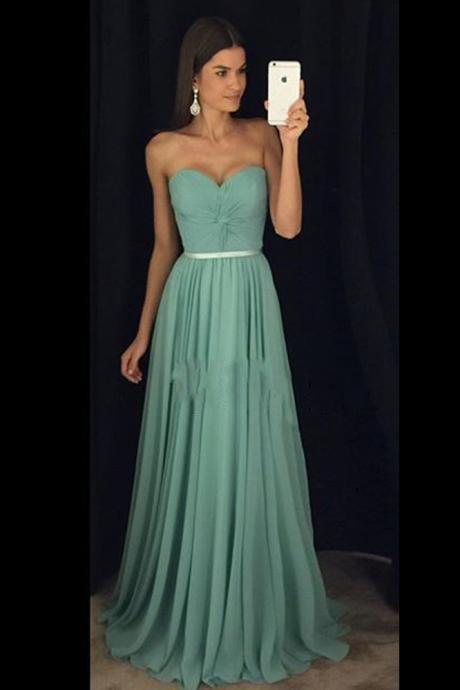 Formal Dresses,Blue Prom Dress,Chiffon Prom Gown,Chiffon Prom Dresses,Evening Gowns,New styles Evening Dresses, Formal Occasion Dresses,Formal Dress