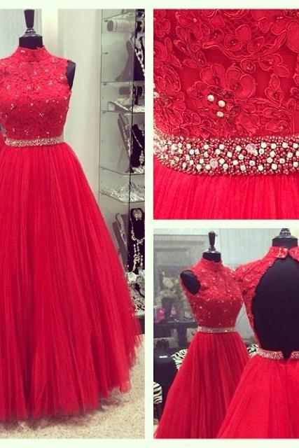 Red Prom Dresses, Discount Prom Dresses, Tulle Prom Dresses, Long Prom Dresses, Cheap Prom Dresses, Dresses For Prom,Cocktail Dress, Formal Occasion Dresses,Formal Dress