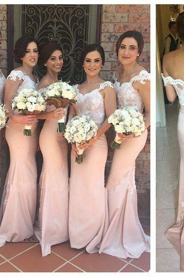 Long bridesmaid dresses, mermaid bridesmaid dress, unique bridesmaid dress, cheap bridesmaid dresses, dress for bridesmaids