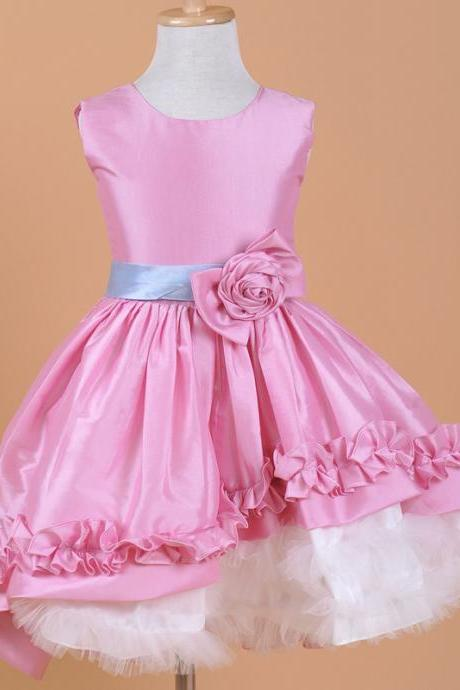 Flower Girl Dress,Kids Dress,Princess Dress,Child Clothing,Girl Dress,Party Dress,Girl Prom Dress,Bridesmaid