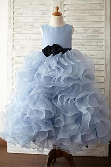 Children Dress,Flower Girls Dresses,Kids Dress,Child Clothing,Girl Brithday Party Dress,Princess Dress,Girl Party DressFlower girl dresses for weddings girls 2016 pageant dresses for little girls ball gown vestido de daminha