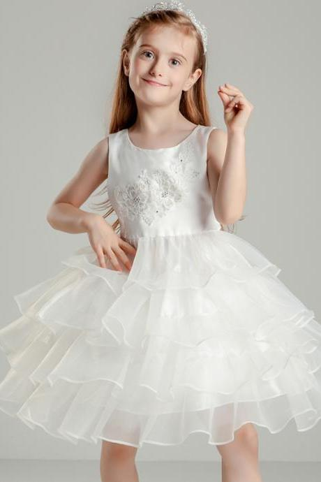 Children Dress,Flower Girls Dresses,Kids Dress,Child Clothing,Girl Brithday Party Dress,Princess Dress,Girl Party DressFlower Girls Dresses Organza Kids Girls First Communion Dress Party Dress