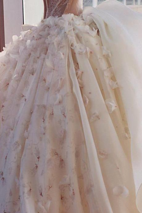 Wedding Dresses,Lace Wedding Gowns,Bridal DressWedding Dresses,Wedding Gown,Princess Wedding Dresses elegant ball gowns wedding dresses
