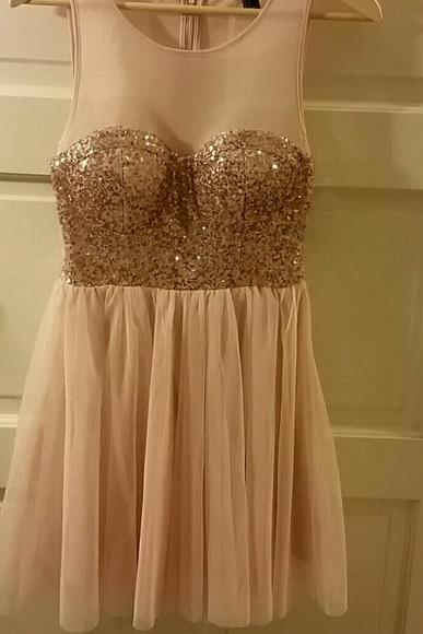 Homecoming Dress, Pink Homecoming Dresses,Tulle Sweet 16 Dress,Sexy Homecoming Dress,Cute Cocktail Dress
