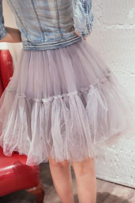 Designer Layered Tutu Skirt