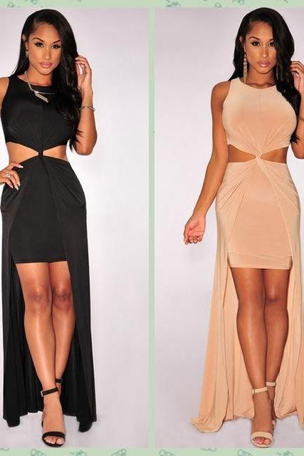Charming Prom Dress,Pencil Prom Dress,Midriff Prom Dress,Fashion Prom Dress,Sexy Party Dress, New Style Evening Dress