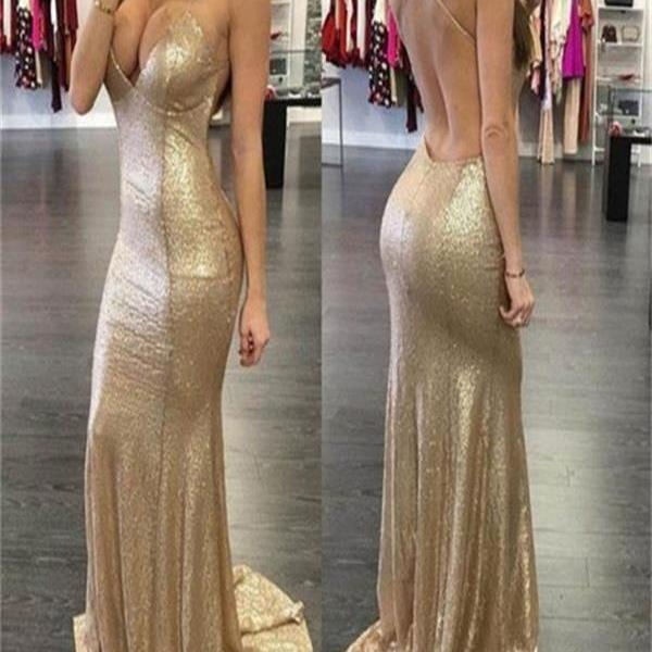 Sequined Prom Dress,Sparkly Prom Dress,Mermaid Prom Dress ,Sexy Prom Dress,Backless Party Prom Dresses ,Evening dresses, Prom Dresses,Long Prom Dresss,Homecoming Dress,